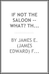 If not the saloon -- what? The point of view, and the point of contact