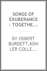 Songs of exuberance : together with The trenches