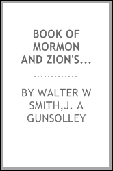 Book of Mormon and Zion's Religio-Literary Society