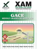 download GACE Middle Grades Reading 012 book
