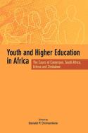 Youth and Higher Education in Africa. The Cases of Cameroon, South Africa, Eritrea and Zimbabwe