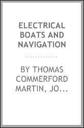 Electrical Boats and Navigation