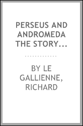 Perseus and Andromeda the story retold