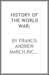 History of the world war;
