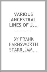 download various ancestral lines of james goodwin and <b>lucy</b> (morg