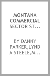 Montana commercial sector study approach