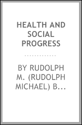 Health and social progress