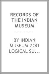 download Records of the Indian Museum book