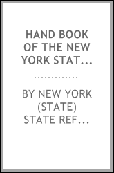 Hand book of the New York state reformatory at Elmira