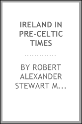 Ireland in pre-Celtic times