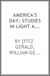America's day; studies in light and shade
