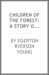Children of the forest; a story of Indian love