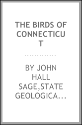 The birds of Connecticut