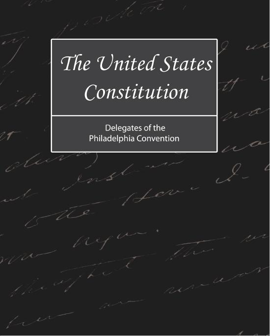 download The United States Constitution book