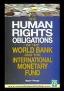 download Human Rights Obligations of the World Bank and the IMF book
