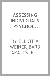 Assessing individuals : psychological and educational tests and measurements