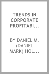 Trends in corporate profitability and capital costs