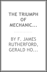 The Triumph of Mechanics, Project Physics Text and Handbook Volume 3