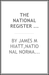 The national register of Norman horses : with a general history of the horse-kind and a thorough history of the Norman horse