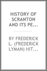 History of Scranton and its people