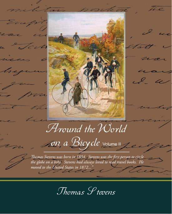 Around The World On A Bicycle (ebook)