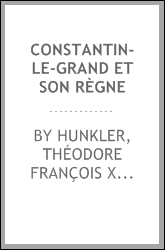 download constantin-le-grand et son règne book
