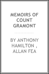 Memoirs of Count Gramont