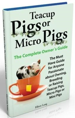 Ebook Teacup And Micro pigs, The Complete Owner's Guide