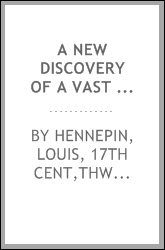 download A new discovery of a vast country in America book
