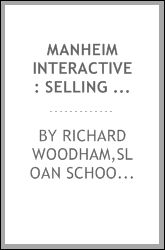 Manheim Interactive : selling cars online : case study