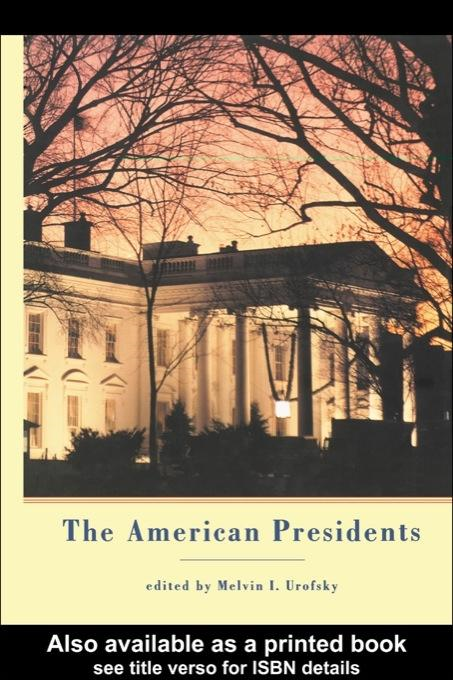 The American Presidents: Critical Essays