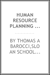 Human resource planning for information systems personnel : skills mixes and technological trends