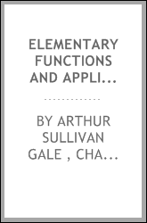 Elementary Functions and Applications