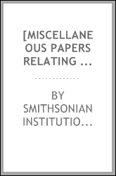 [Miscellaneous papers relating to American Indian languages]