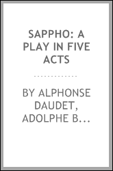 download sappho: a play in five acts book