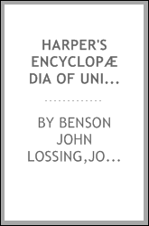 download harper's encyclopædia of united states history fro
