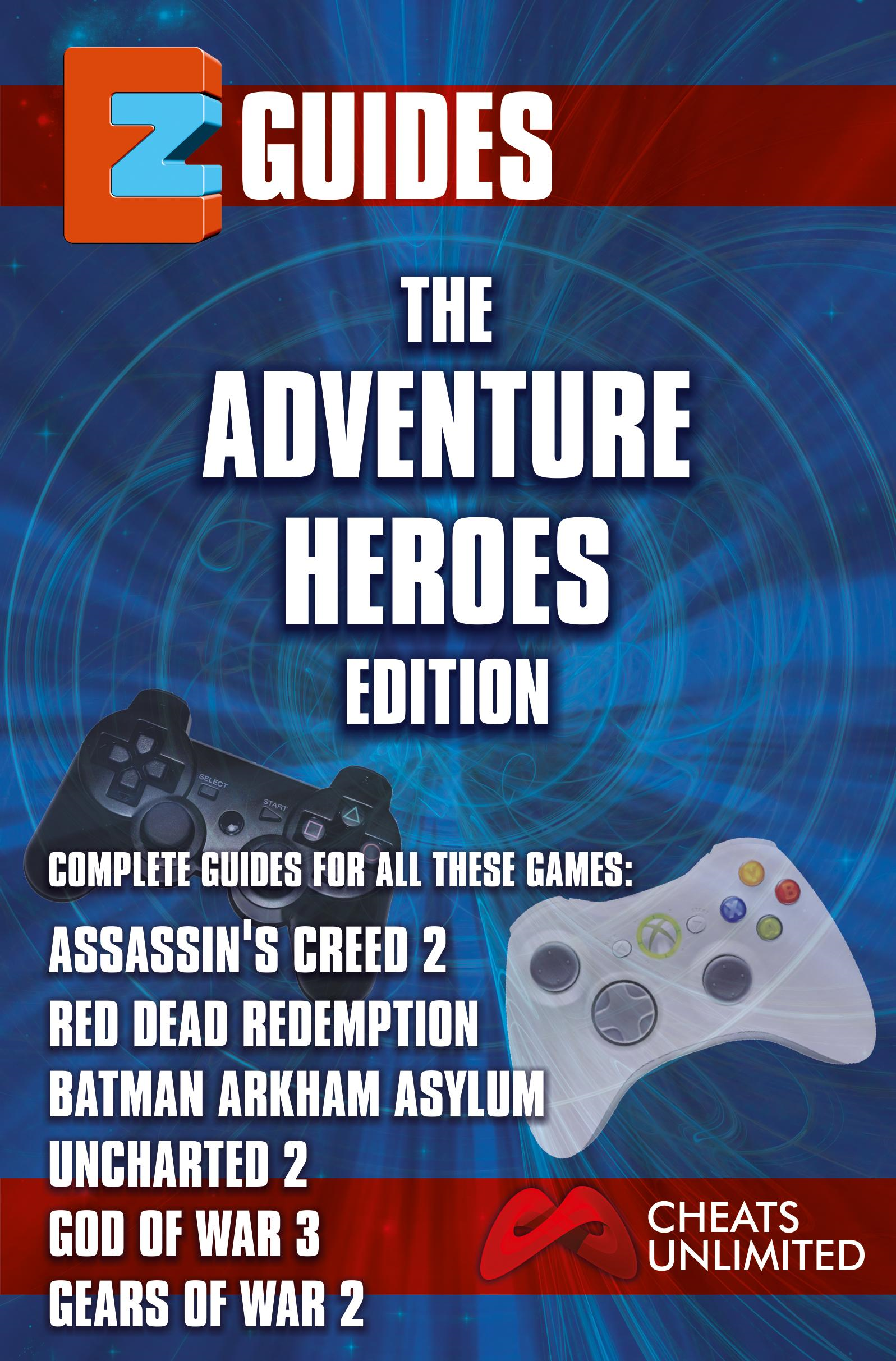 EZ Guides The Adventure Heroes Collection