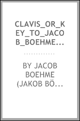 Clavis_or_Key_to_Jacob_Boehme_writings