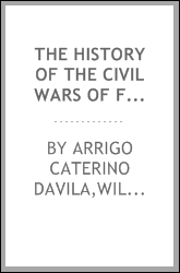 The history of the civil wars of France