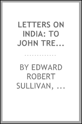 Letters on India: To John Tremayne