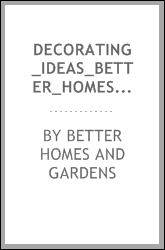 Decorating_Ideas_Better_Homes_And_Gardens_