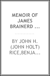 Memoir of James Brainerd Taylor