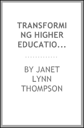 Transforming higher education through part-time faculty professional development that fosters flourishing: a dissertation