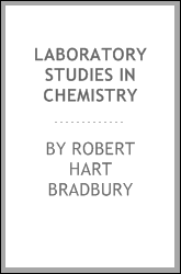 Laboratory Studies in Chemistry