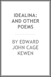 Idealina: And Other Poems