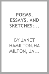 Poems, essays, and sketches: comprising the principal pieces from her complete works