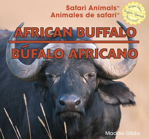 download african <b>buffalo</b> / b�falo africano book