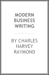 Modern Business Writing