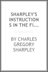 Sharpley's Instructions in the first principles of grammar and arithmetic, in the form of dialogues