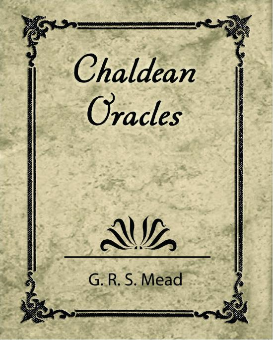 Chaldaen Oracles